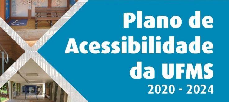 Plano garante acessibilidade a espaços e serviços na UFMS